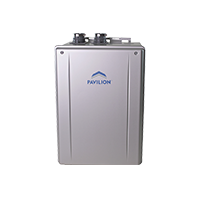 The Pavilion™ Series PR™ 199DV Recirculating Tankless Water Heater