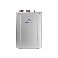 The Pavilion™ Series UT™ 199DV Tankless Water Heater